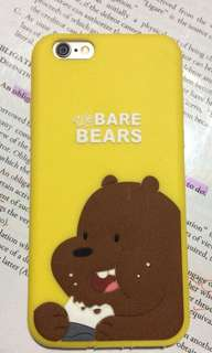 We Bare Bears Iphone 6 Case