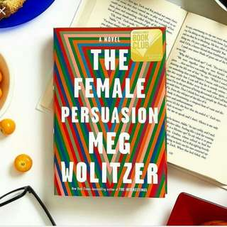 (Ebook) Female Persuasion by Meg Wolitzer