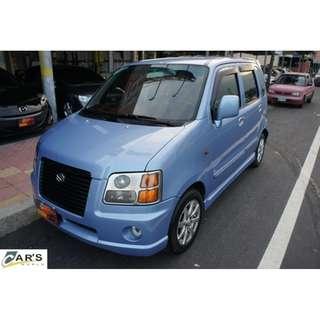 2003年SOLIO 女用車 天空藍 1.3省油省稅金 大空間