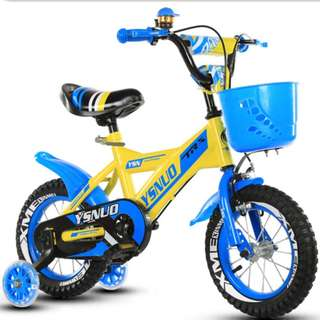 Instock Kids Bicycle/ child's bike