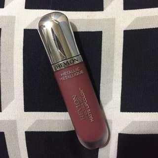 Revlon UltraHD Matte Lipcolor in Metallic Matte Shade Shine/Luisant
