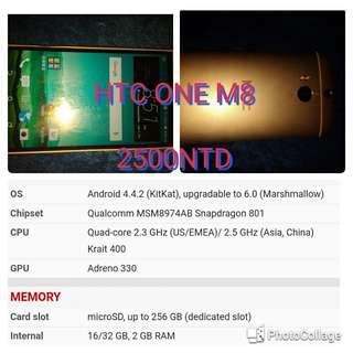 Htc One M8 free xperia neo v