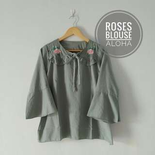 Roses Blouse (NEW)