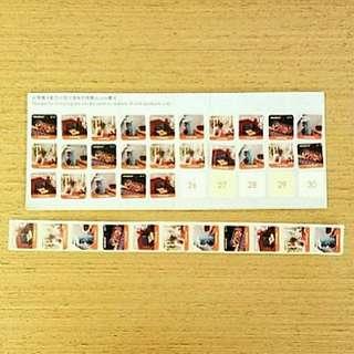最新一期💜 萬寧印花 x 36 Mannings Stamps