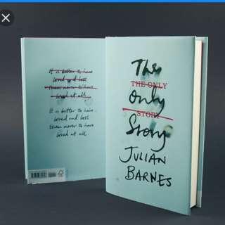 (Ebook) The only story - Julian Barnes