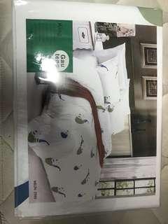 King Size Bedsheet (New)