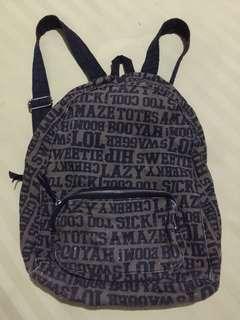 Backpack / Rucksack / Ransel