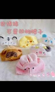 Rabbit cap / bunny accessories