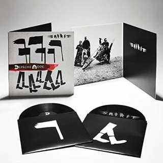Sealed- Depeche Mode Spirit 2 LP Vinyl