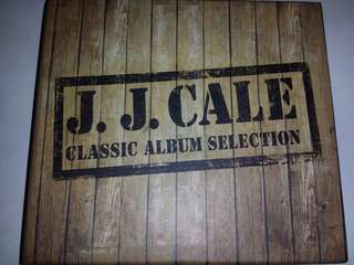 Music CD (5xCD): J.J. Cale ‎– Classic Album Selection