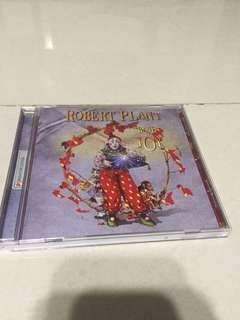 Selling Robert Plant's 'Band Of Joy' CD