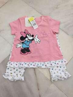 Pajamas Girl Set