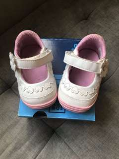 Stride Rite Baby Pink Shoes