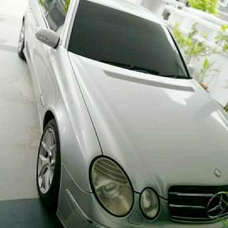 MERCEDES BENZ E240 SAMBUNG BAYAR / CAR CONTINUE LOAN (OFFER RAYA)