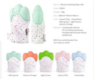 Silicon Glove Teether