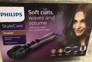 Philips stylecare自動捲髮器