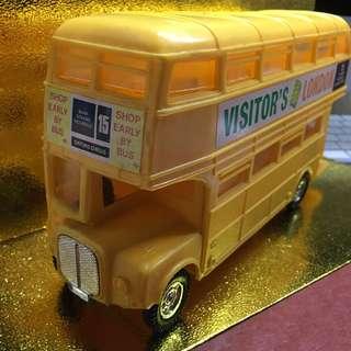 80年代香港玩具 - 倫敦巴士 London bus