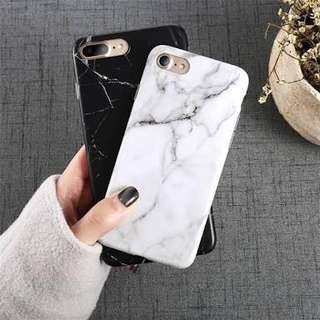 Iphone Marble Silicone Case
