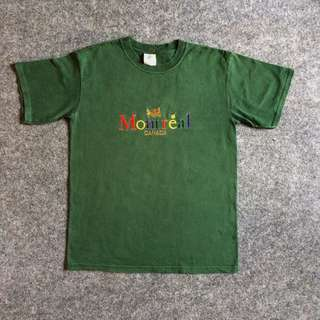 Montreal Canada Tee