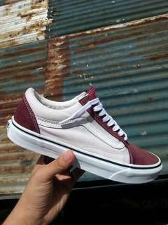 3 VANS SHOES FOR ONLY 5500!