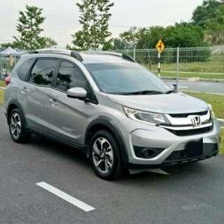 HONDA BRV 1.5E (A)  SAMBUNG BAYAR /CAR CONTINUE LOAN