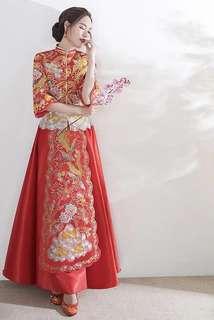 Wedding Dress (Chinese Style) 褂