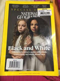 National Geographic Apr 2018