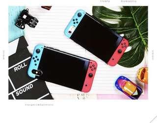 iPhone X 仿Switch 軟case