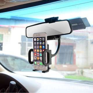 Car rear view mirror mount