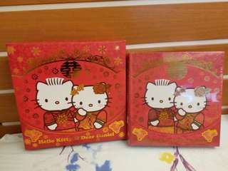 Hello Kitty 結婚相簿1本連包裝盒