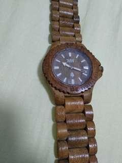 Wewood法國品牌木制手錶