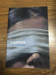 (YOUNG ADULT) Captive