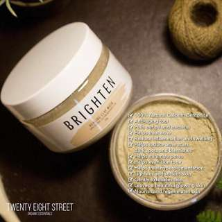 Brighten Healing Clay Mask
