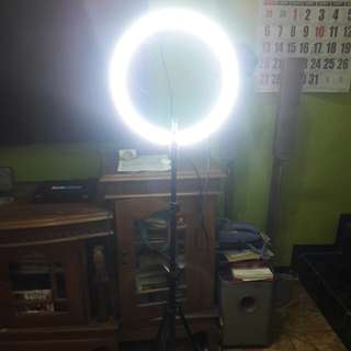 Ringlight makeup 37,5cm (20 watt)