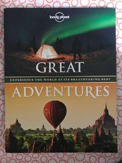 Great Adventure (Lonely Planet)