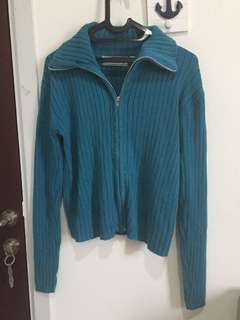 Knit Zip Jacket