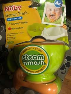Steam mash Food Processor