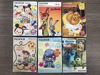 Disney Instax Mini Films
