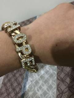 Hope Chain Bracelet