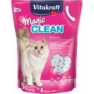 Vitakraft Magic Clean Cat Litter 5L