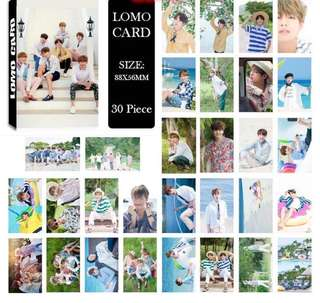[PO] BTS Lomo Cards