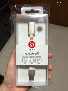 USB A Male to USB A Female Adaptor