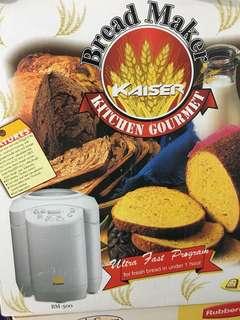 Used Kaiser Breadmaker