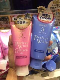 Perfect Whip facial wash