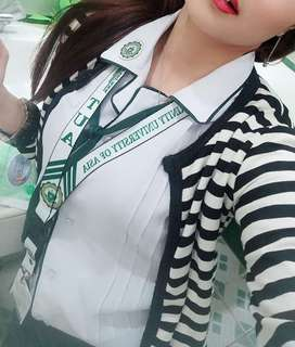 Trinity Uni of Asia Uniform (TUA)