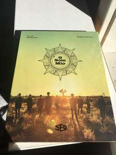 WTS SF9 Album
