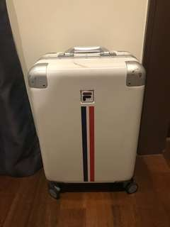 Authentic Fila Luggage Bag