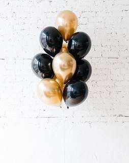 Helium Chrome balloon
