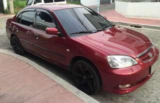 2004 HONDA CIVIC LXI