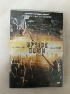 DVD (movie) Upside Down